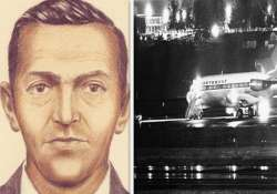 know d.b. cooper the man who hijacked a plane got away scot