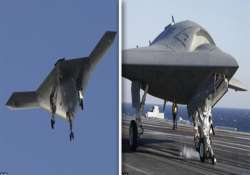 know more about us bat winged super drone x 47b