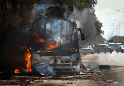 libya bombing called successful endgame unclear
