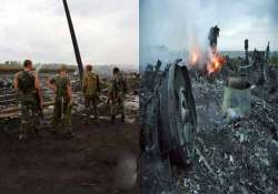 mh17 ukraine rebels say they have plane s black boxes