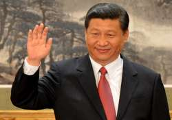 no country should dominate asia chinese president