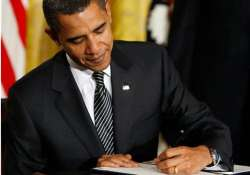 obama signs defense bill despite reservations