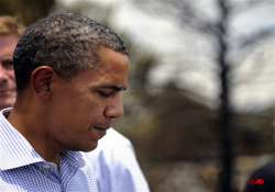 obama to head to camp david for weekend break