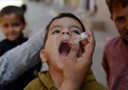 pakistan running out of polio campaign funds