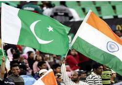 pakistan official issued notice for polishing shoes in india