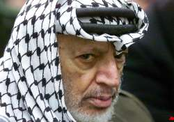 palestinian leader approves digging up arafat s body