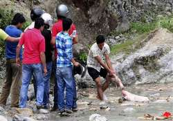 pokhara flash flood death toll could rise to 64