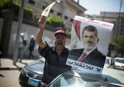 pro morsy rallies in egypt smaller amid arrests