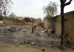 seven killed in shootout between nigerian soldiers islamic