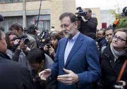 spanish conservatives win general elections