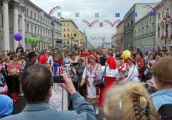 st. petersburg s 311th birthday celebrated in russia