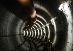 subway construction under china s yellow river begins
