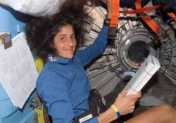 sunita willams returns from space with new record