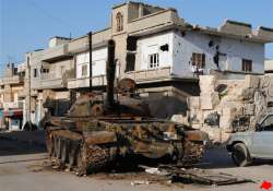 syrian troops attack towns across country
