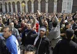 syria troops open fire on protesters in several cities