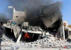 syrian activists raise aleppo death toll to 65