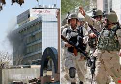 taliban attack embassies parliament in kabul 3 other cities