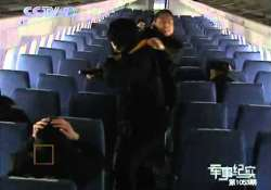 two suspects dead china plane hijack attempt