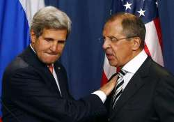 us russia in first talks since syria deal