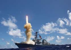 us military intercepts missile in defence test