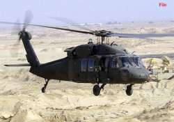 us used never before seen stealth choppers on osama hunt