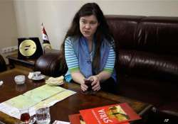 ukrainian journalist held captive in syria for more than