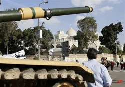 uneasy calm after violence in egypt crisis lingers