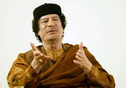 when gaddafi caused diplomatic embarassment for india