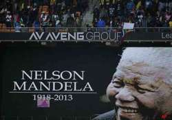 world leaders south africans honor mandela