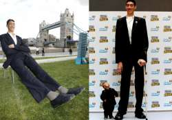 world s tallest man finally stops growing us doctors say