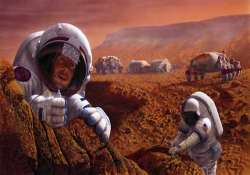 you can grow food on mars says researcher