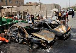 iraq attacks kill 106 in deadliest day in 2 years