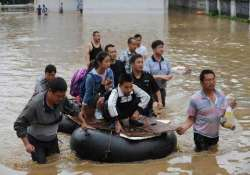 26 dead as rainstorm hits southern china