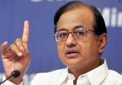 absence of reforms will slow growth chidambaram