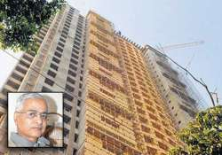 adarsh land belongs to state govt not army says probe panel