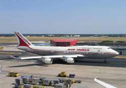 air india cabin crew member detained in london for