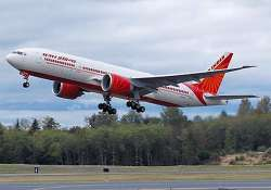 air india suspends co pilot cabin crew for cockpit overstay