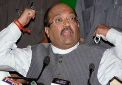 amar singh denies role in alleged cd involving bhushans