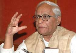 anarchy prevails in bengal says buddhadeb