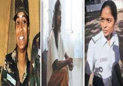 anjali gupta first female officer to be court martialled in