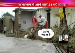 army out as floods ravage rajasthan yamuna in spate in delhi