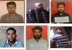 arrested simi suspects have link with patna blast
