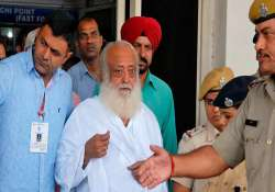 asaram case sex assault victim goes on fast says she wants