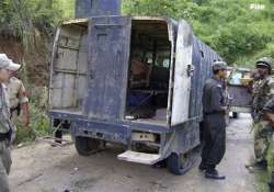 bomb laden vehicle seized in manipur disaster averted