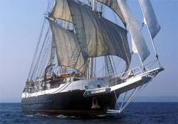 british tall ship lord nelson on round the world voyage