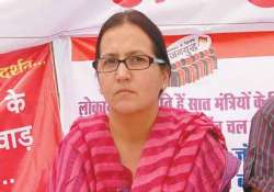 cbi to file chargesheet in shehla murder case by may 26
