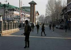 curfew relaxed in several districts jammu region peaceful