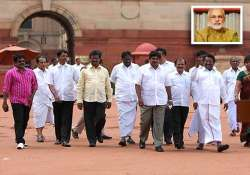 dmk mps to move privilege motion on deny modi visa letter