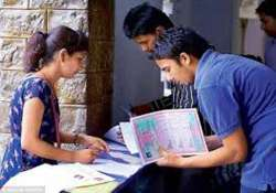 du admission process starts today 54 000 seats at stake