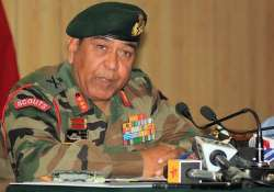 danger of militants from afghanistan entering kashmir army